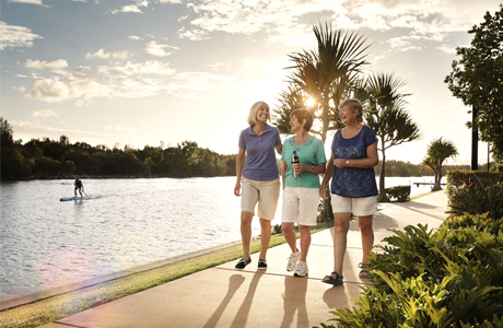 Over 50s Lifestyle Resorts